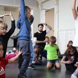 HM Header Image Young Youth Theatre