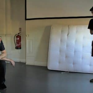 Michael and Pete Empathy Rehearsals 2